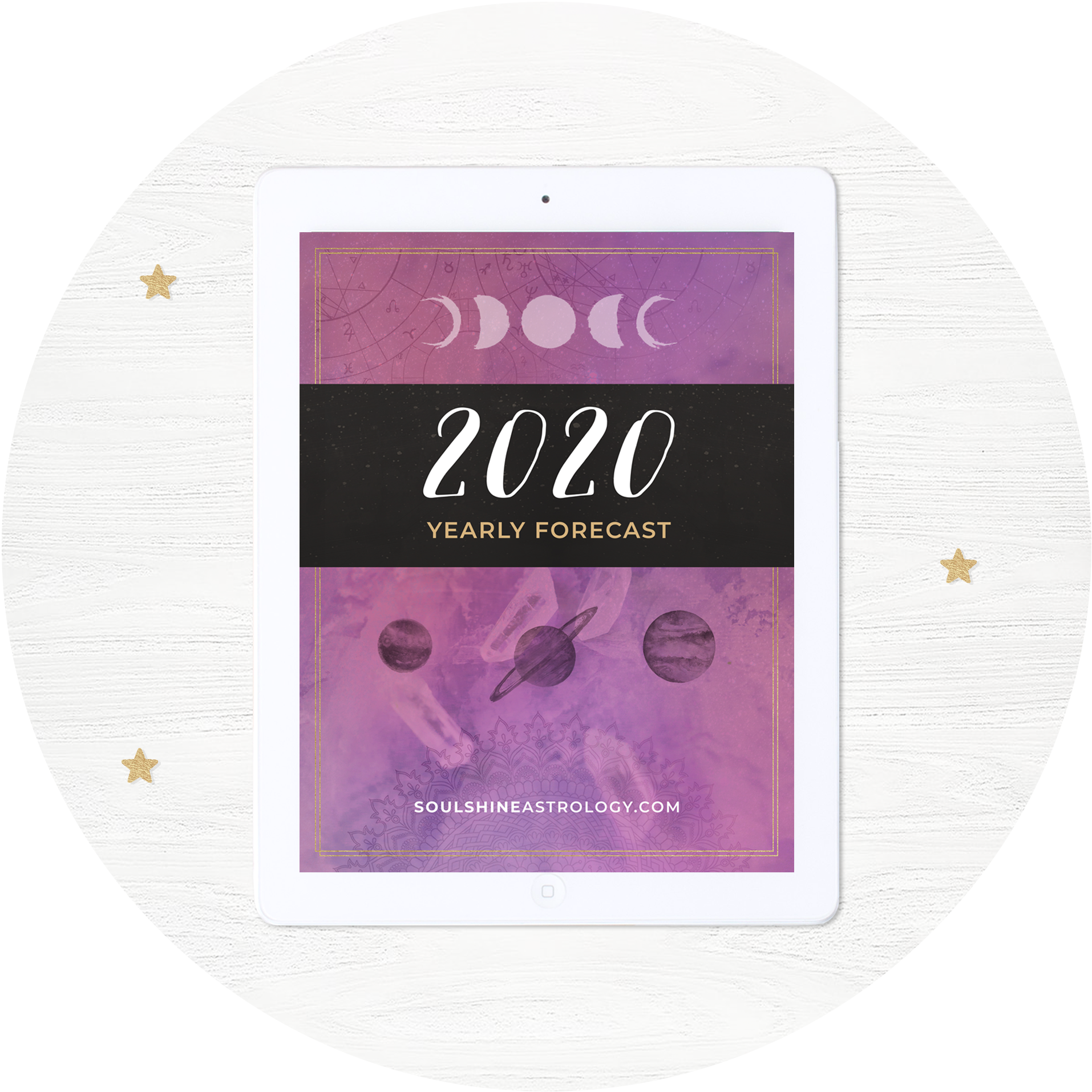 2020 Yearly Forecast eBook